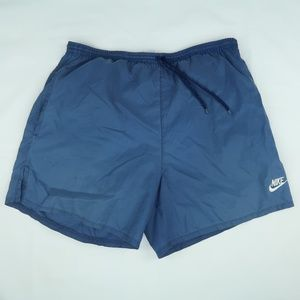 Vintage 90s 80s Gray Tag Running Shorts M